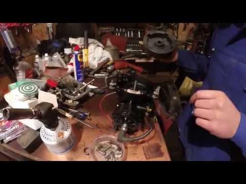 регулировка клапанов 4 тактного лодочного мотора