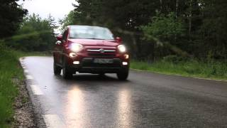 Fiat 500X Cross - Test Drive