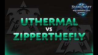 Starcraft 2: uThermal (T) vs ZipperTheFly (T) bo3 - WCS Summer