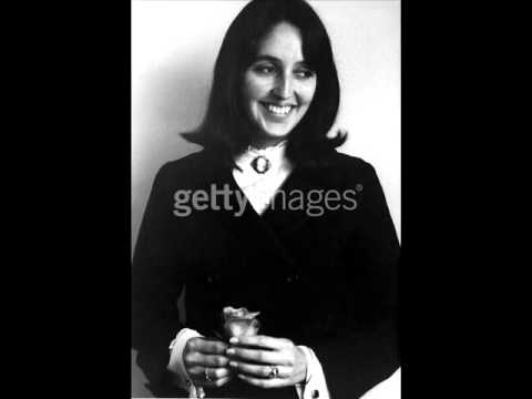 Joan Baez - All In Green Went My Love Riding
