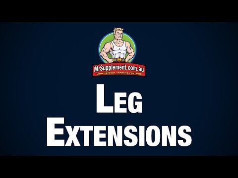 Leg Extension Technique Image 1