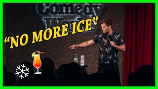 Getting Heckled By A Cup Of Ice