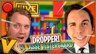 🔴 FORTNITE 🔴 DROPPER 2 m. Lasse :: CREATIVE