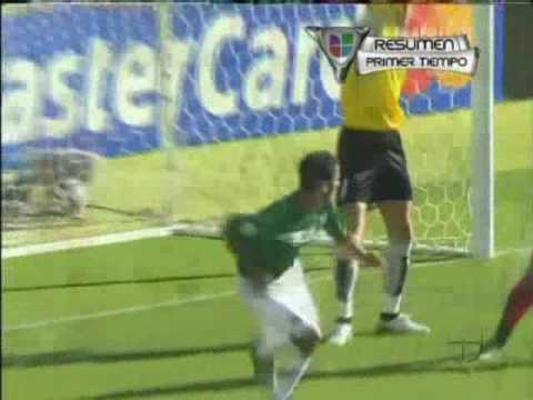 Seleccion Mexicana Goles Video