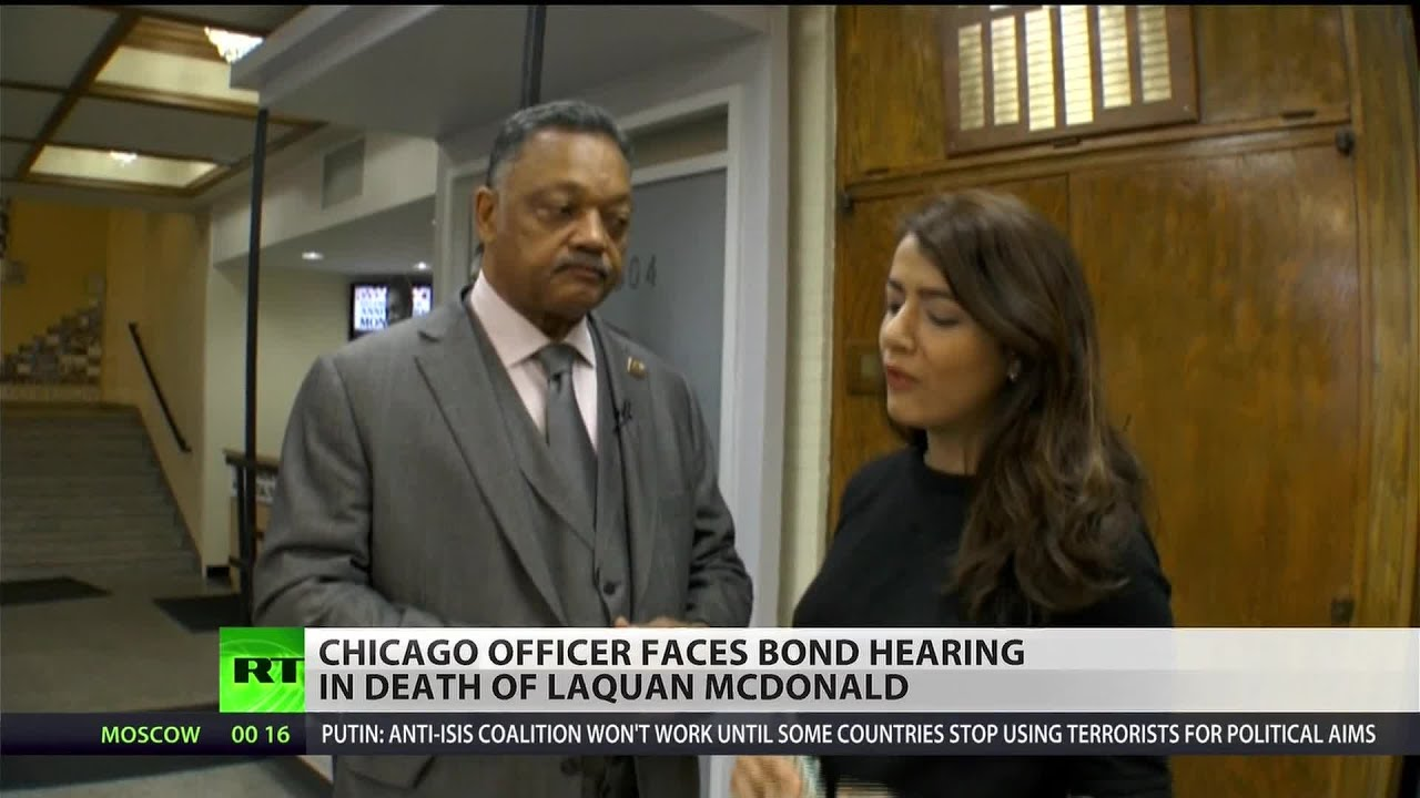 Killing, cover-up and culture: Rev. Jesse Jackson talks about Laquan McDonald