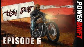 Rat Bobber for Rusty Memories : Holy shift : Episode 6 : PowerDrift