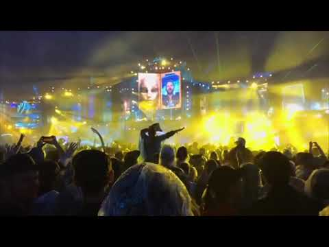 David Guetta - Avicii tribute (Tomorrowland Weekend 2)