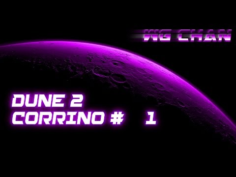 Прохождение Dune II: The Battle For Arrakis #1 за Дом Коррино