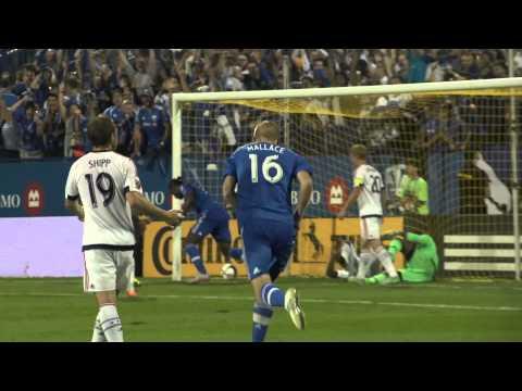 Le triplé de Didier Drogba   Drogba's hat trick   5 septembre 2015