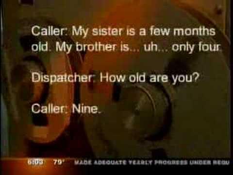 [KY] Slain Tracey Burke's 9yo son makes 911 call next day