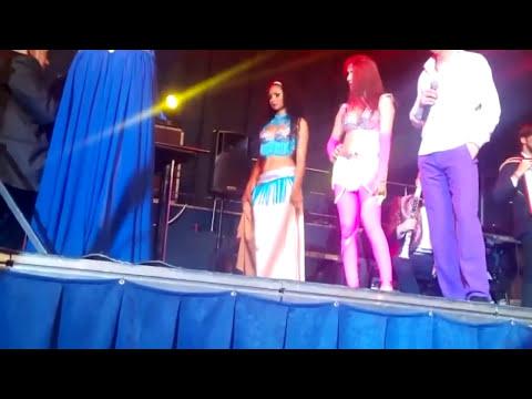 Prezentarea Dansatoarelor la Miss Piranda 2014