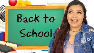 Back to School Advice + Tips! *LIVE*