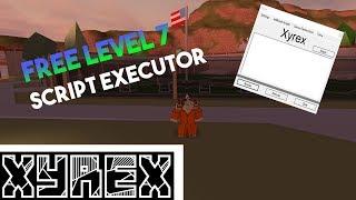 ROBLOX *MONEY HACK JAILBREAK* FREE LEVEL 7 SCRIPT EXECUTOR XYREX