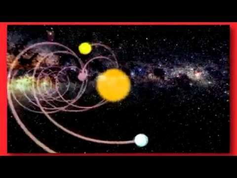 Земля не вращается вокруг Солнца / одна из гипотиз