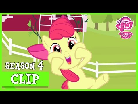Apple Bloom Stays Home Alone (Somepony to Watch Over Me)   MLP: FiM [HD]