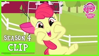 Apple Bloom Stays Home Alone (Somepony to Watch Over Me) | MLP: FiM [HD]