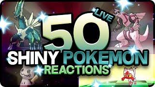 50 EPIC SHINY POKEMON REACTIONS! Pokemon Sun and Moon Shiny Montage!! Best Shiny Reactions Ever!