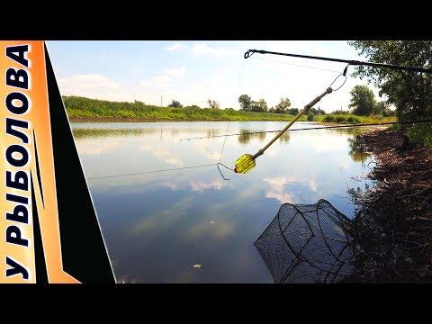 видео просмотр рыбалка на фидер