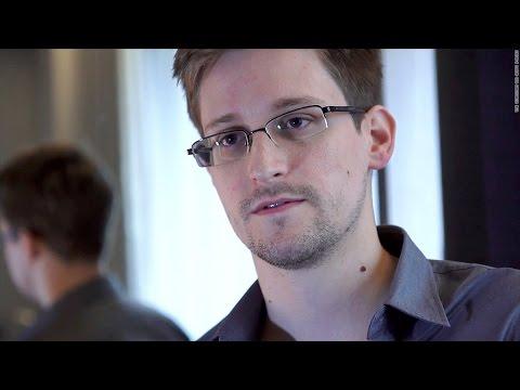 European Parliament Calls Snowden a 'Human Rights Defender'