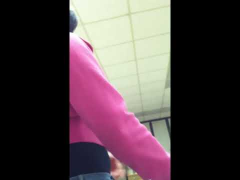 Guy gets caught smoking weed in class
