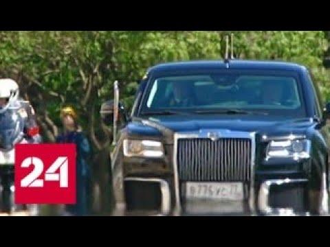 Автомобиль N1. Документальный фильм Дмитрия Щугорева - Россия 24