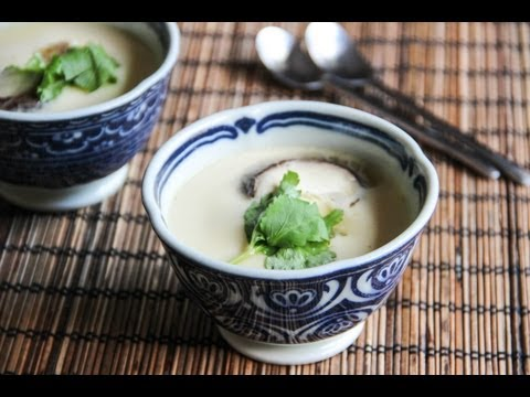 Chawanmushi (Savory Egg Custard) Recipe