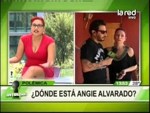 Amparo, amiga de Anita Alvarado, comenta sobre la vida de Angie
