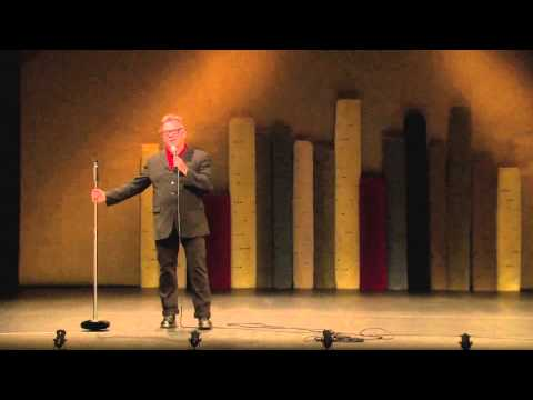 "Stewart Lee - Carpet Remnant World - ""Observational Comedy"""
