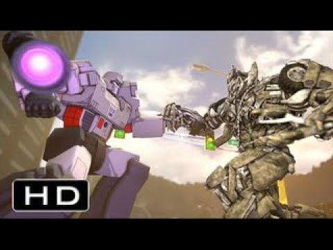 Transformers: Megatron vs G1 Megatron (SFM Transformers 5 Fight Animation Scene)