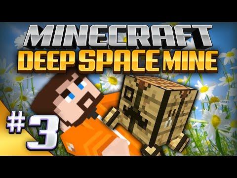 Minecraft - Deep Space Mine 3 - Minions video