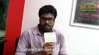 R Ajay Gnanamuthu At Demonte Colony Movie Team Interview