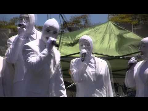 Reporting Israel in the Gardens - Jewish Community Celebration - San Francisco June 10, 2012.mp4
