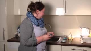 fett in küche entfernen