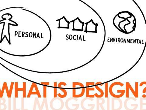 Cooper-Hewitt: Bill Moggridge- What is Design?