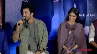 UNCUT - SANJU Official Trailer Launch | FULL HD VIDEO | Ranbir Kapoor, Sonam Kapoor, Dia Mirza