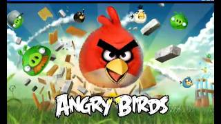 Activation of the game angry birds/Активация игры angry birds