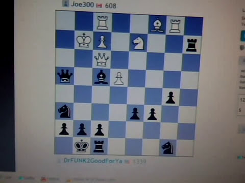 CHESS.COM: Wasn't Trying Hard And Still MATED Him