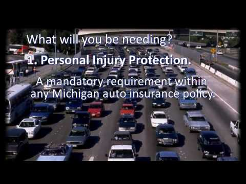Michigan Auto Insurance - 3 Things You Need in Your Policy