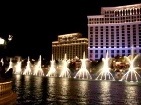 Fountain Of Bellagio time To Say Goodbye video