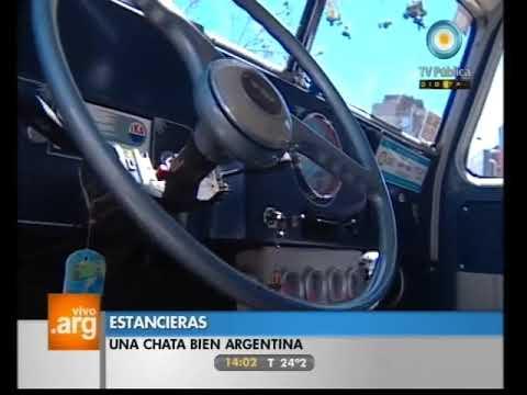 Vivo en Argentina - Pasiones argentinas: La estanciera - 21-10-11 (1 de 2)