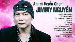 Hoa Bằng Lăng, Trống Vắng - Jimmy Nguyễn | Nhạc Trẻ Thế hệ 8X 9X Nghe chỉ Có Rơi Lệ