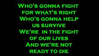 Download Lagu Skillet- Hero Lyrics (HD) Gratis STAFABAND