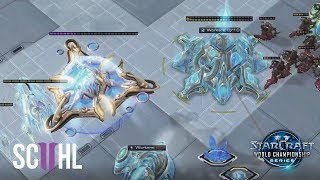 Starcraft 2: Serral vs Stats - WCS GLOBAL FINALS - The Perfect Lategame