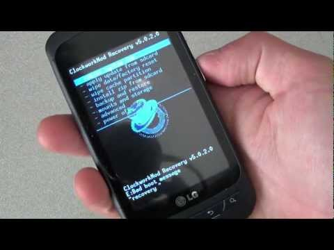 Install .35 Baseband LG Optimus One ROMS On The .32 LG Phoenix (P505) & Thrive (P506)