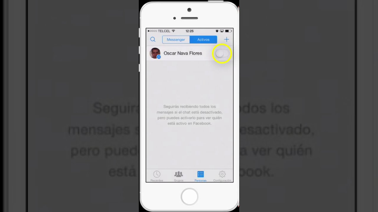 how to appear offline on facebook messenger iphone