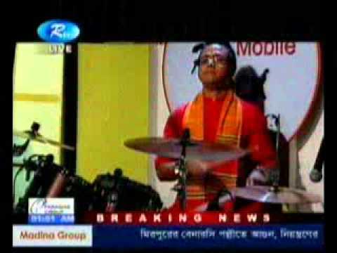 Tere Diwani -Bappiraj RTV Live.mp4