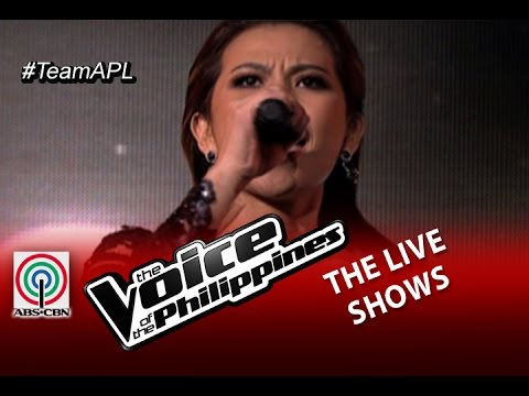 The Live Shows i Won't Give Up By Suy Galvez (season 2) video