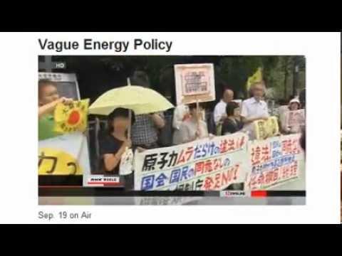 Fukushima (19 September 2012) Japan up to it's usual TRICKS again
