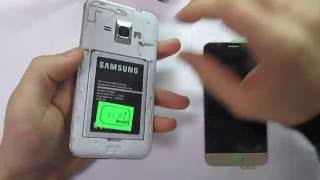 Disassembly Samsung Galaxy J1 2016 | Разборка Samsung Galaxy J1 2016