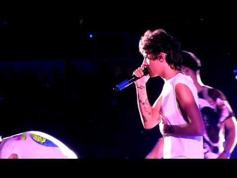 One Direction Story Of My Life Live Chicago Il 8 30 14 video